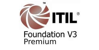 ITIL V3 Foundation  Premium 3 Days Training in Canberra