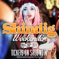 Shindig Weekender 2017