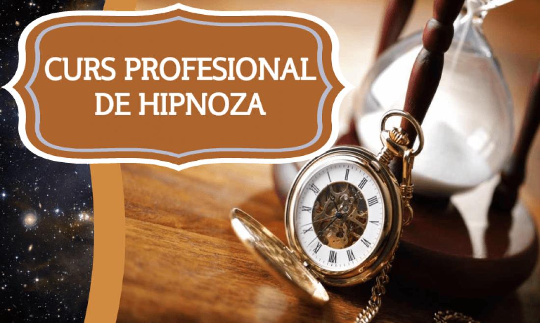 Curs profesional de Hipnoza