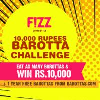 10000 Rupees Barotta Challenge