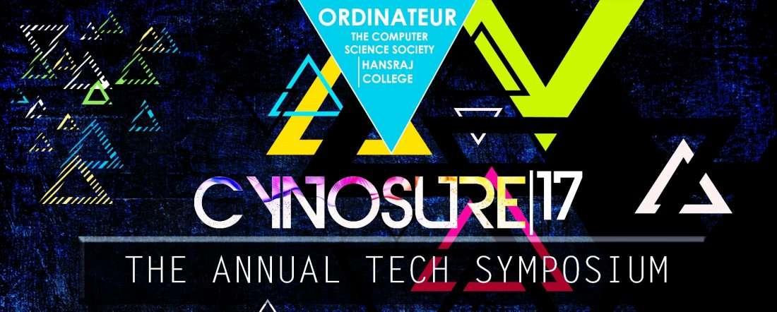 Cynosure17 - The Annual Tech Symposium of Hansraj College