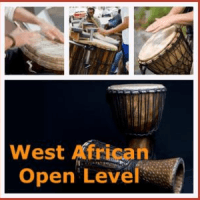 West African Open Level