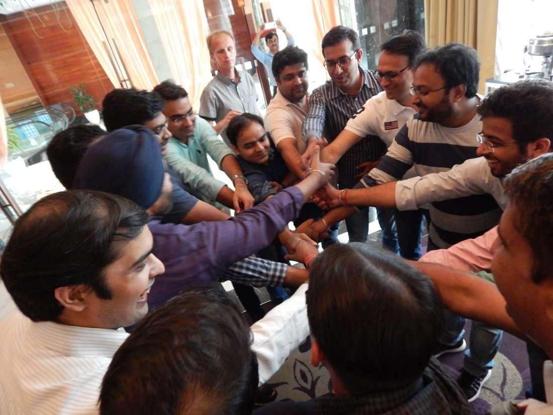 Certified Scrum Master Training In Delhi At Eros Hotel