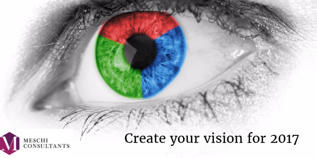 Creating your Vision for 2017