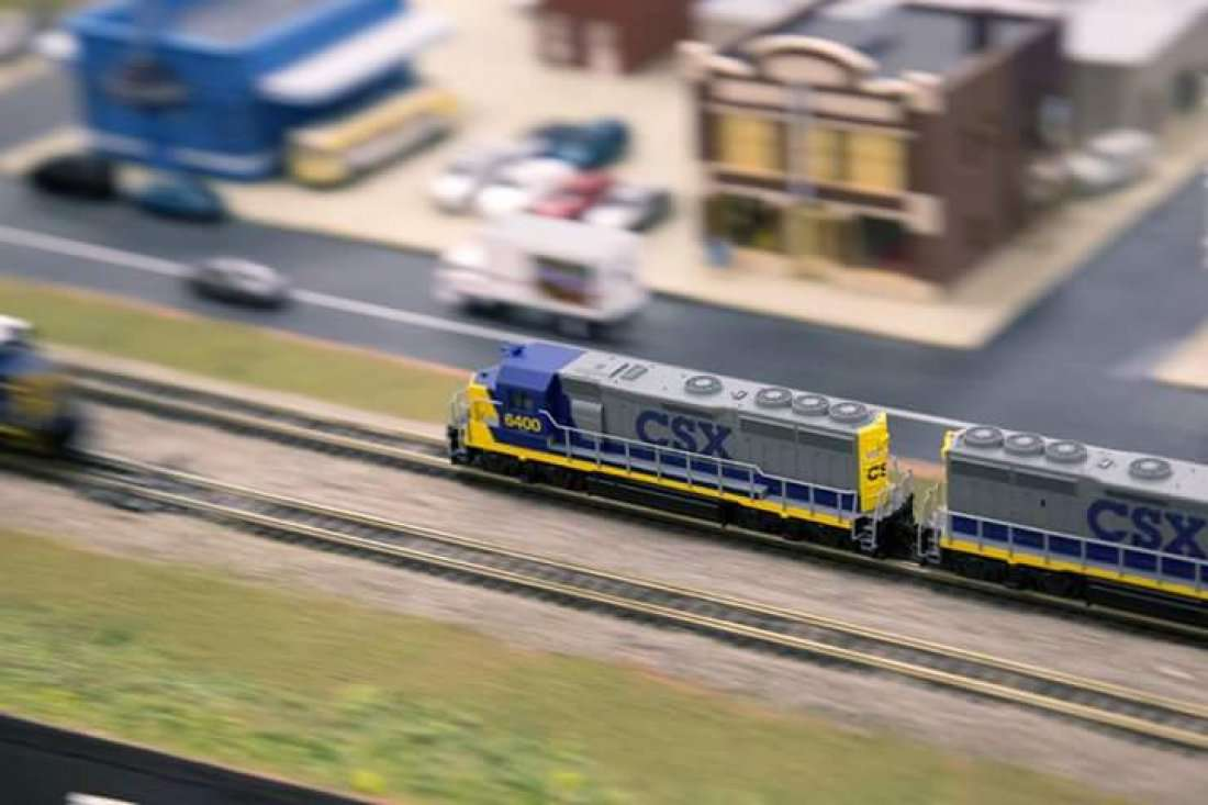 58th FLORIDA MODEL TRAIN SHOW AND SALE
