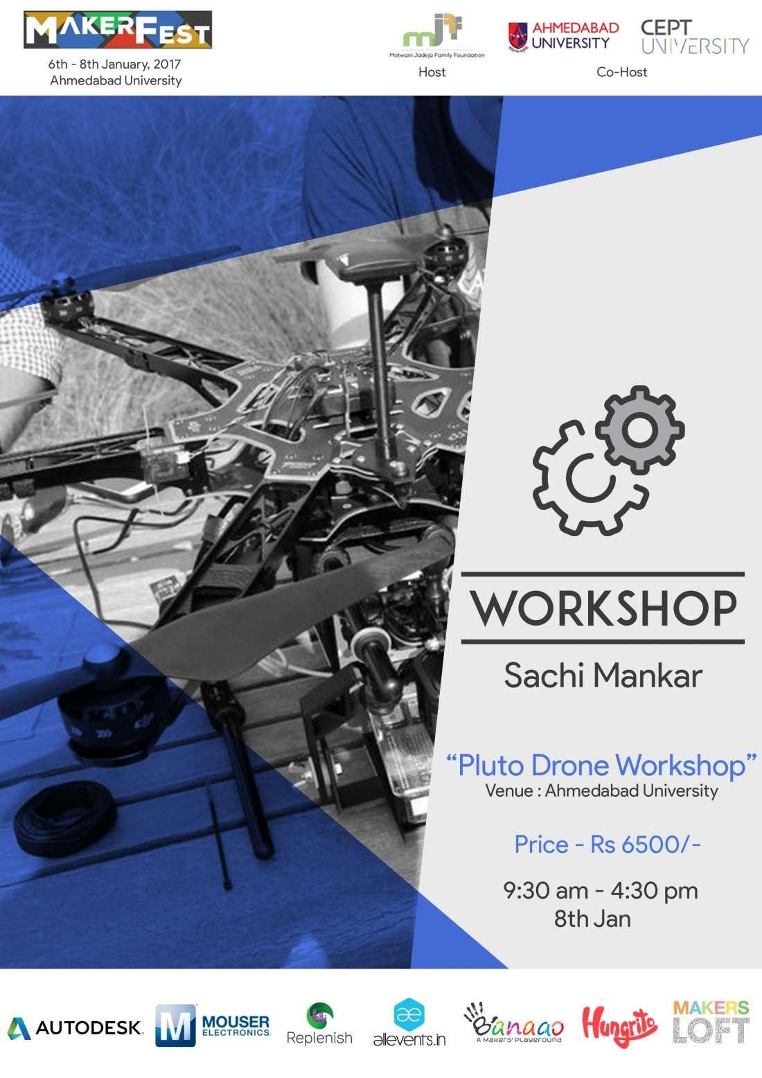 DIY Pluto Drone