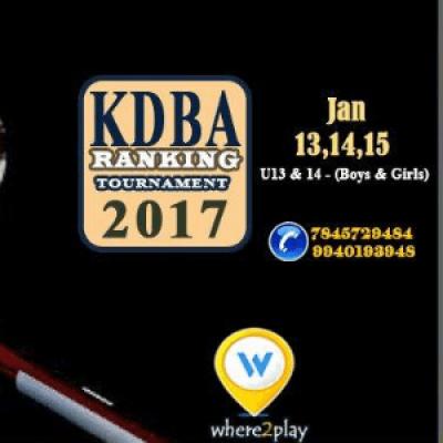Kancheepuram District SubJunior and Junior Ranking Tournament 2017