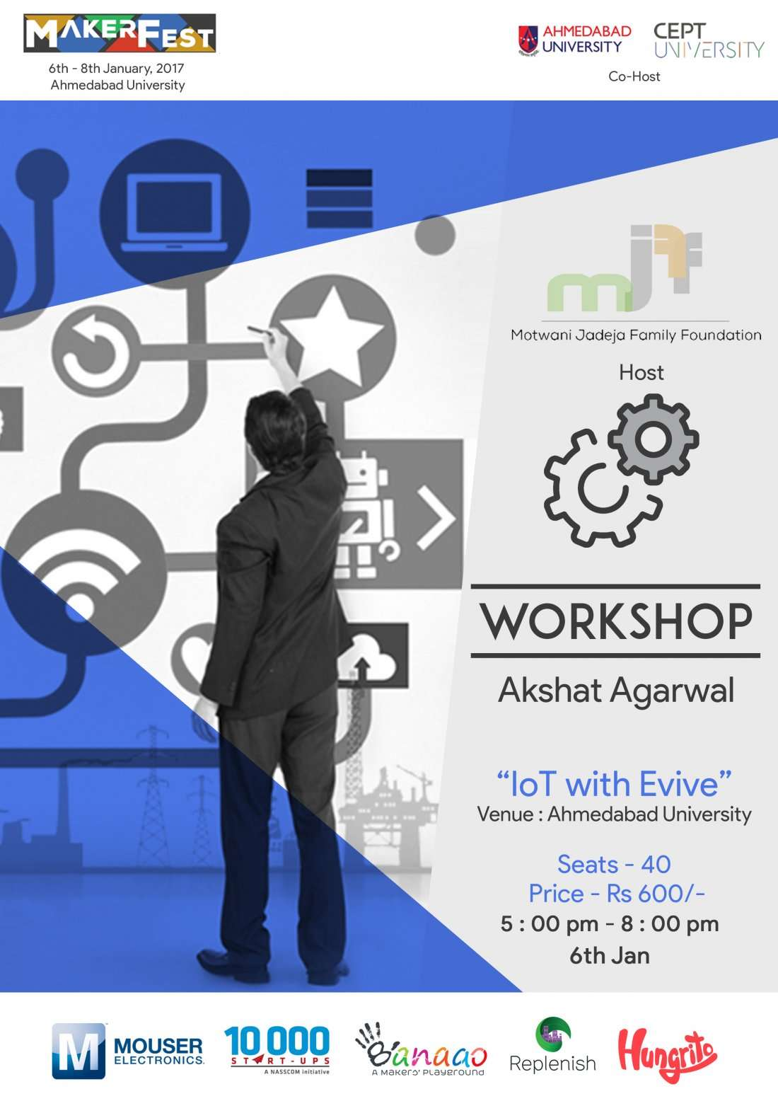 IoT with Evive