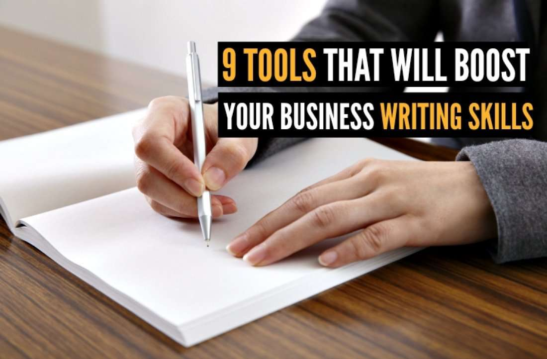 Business Writing Skills At Training And Development