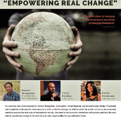 Empowering Real Change