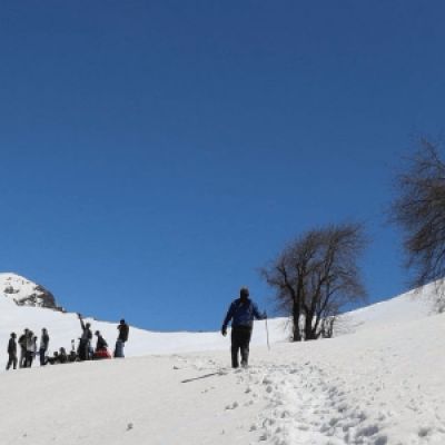 Experience Snow In Dharamshala