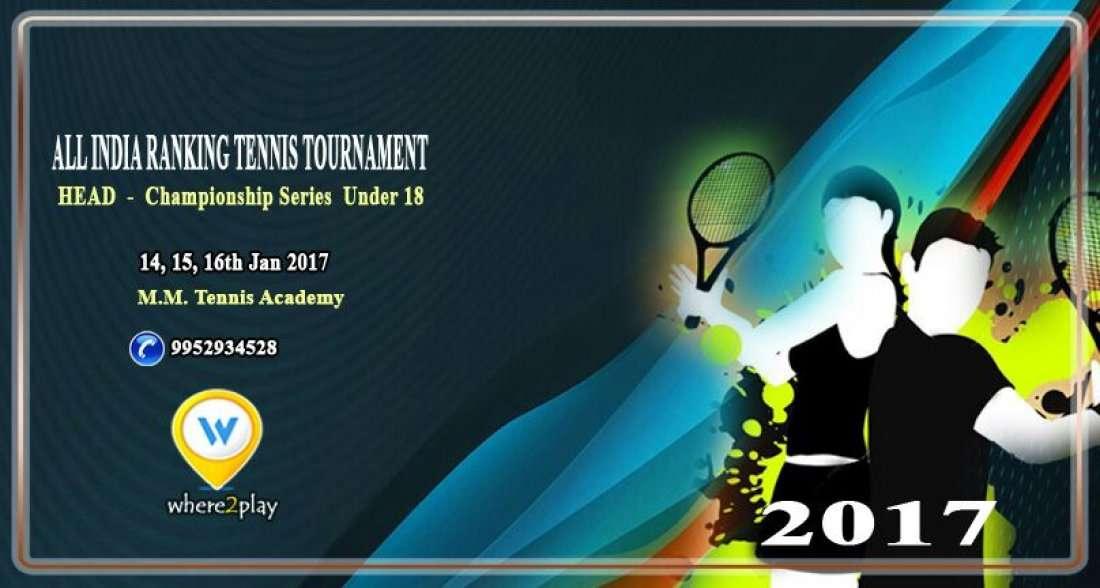 All India Ranking Tennis Tournament Chennai 2017