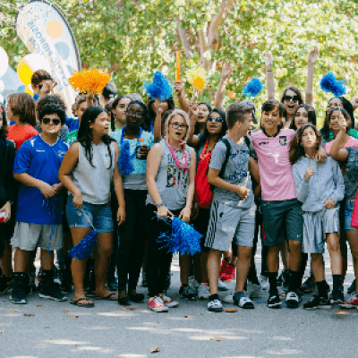 Great Strides Hollywood 2017