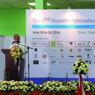 International Education Fair Myanmar 2017