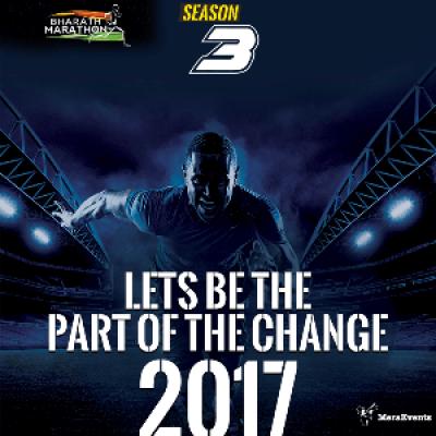 BHARATH MARATHON 3 - RUN OF THE YEAR