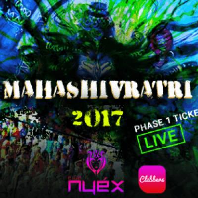 Mahashivratri 2017 by Nyex Beach Club