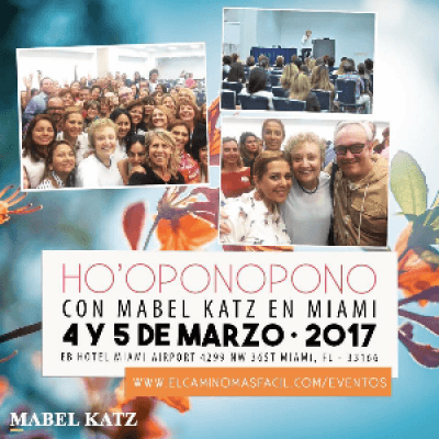 Mabel Katz en Miami FL - USA