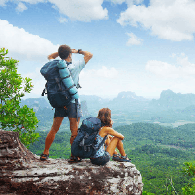 Trekking Camps by Sky High Adventure(Sasan Gir Dalhousie Manali Nainital Rishikesh)