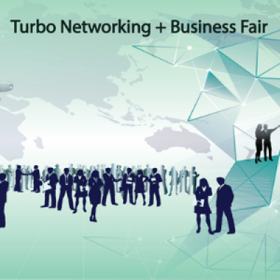 Turbo Networking  Business Fair at Home House