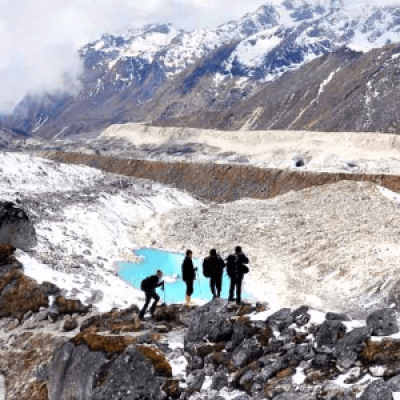 Goechala Trek  Visit to Mt Kanchenjunga [Batch 1]