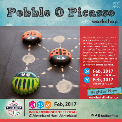 Pebble-O-Picasso at IEF17
