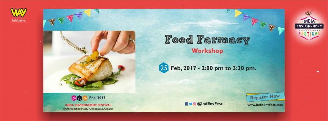 Food Farmacy Workshop at IEF17