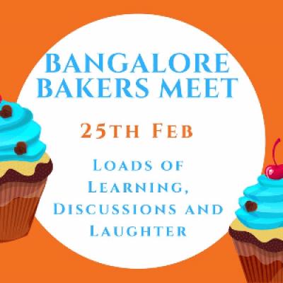 Bangalore Bakers Meet