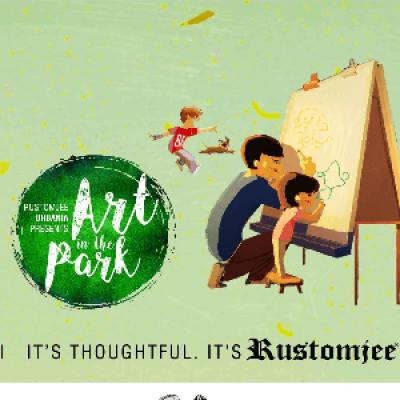 Rustomjee Urbania presents Art in the Park