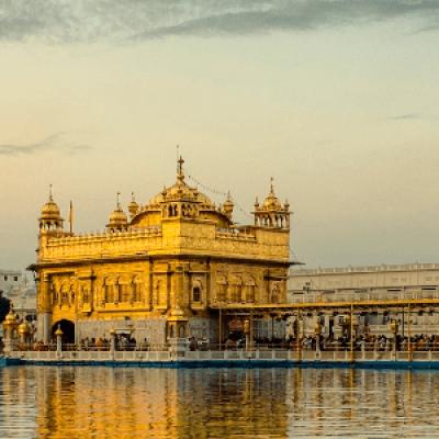 Golden Temple - Wagah Border Darshan