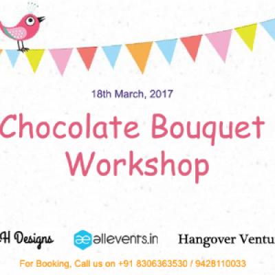 Chocolate Bouquet Workshop