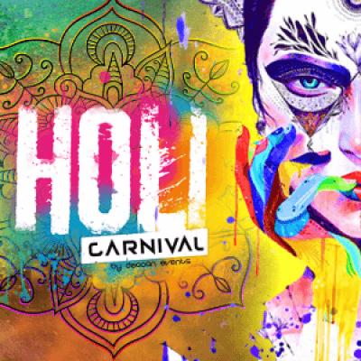 Holi Carnival in Hyderabad