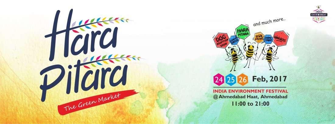 Hara Pitara - Green Flea Market at IEF