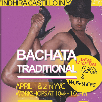 TRADITIONAL BACHATA LADIES WORLD DANCE TEAM