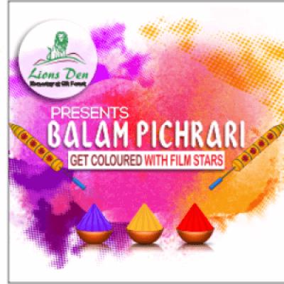 Balam Pichkari - Holi Celebration