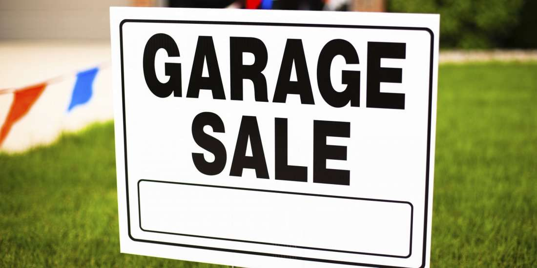 Creekside Community Annual Spring Garage Sale