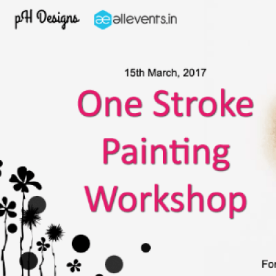 One stroke Painting - Workshop