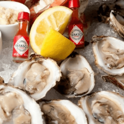 Shuck Yeah Oyster &amp Champagne Party at STK Atlanta
