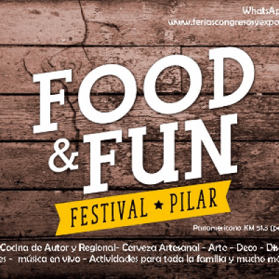 FOOD &amp FUN Festival PILAR