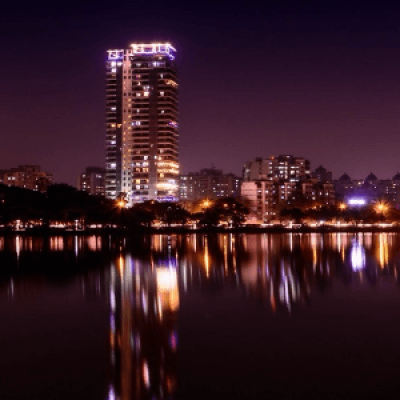 Night Photography Workshop at Powai Lake Mumbai