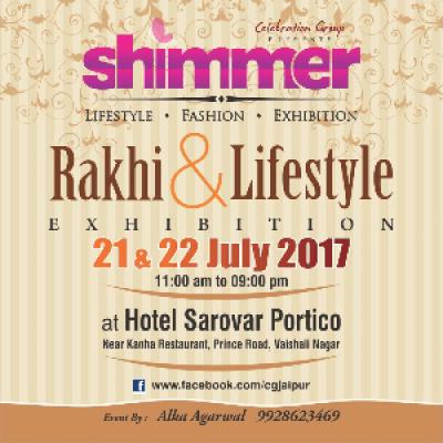 SHIMMER RAKHI &amp LIFESTYLE EXHIBITION