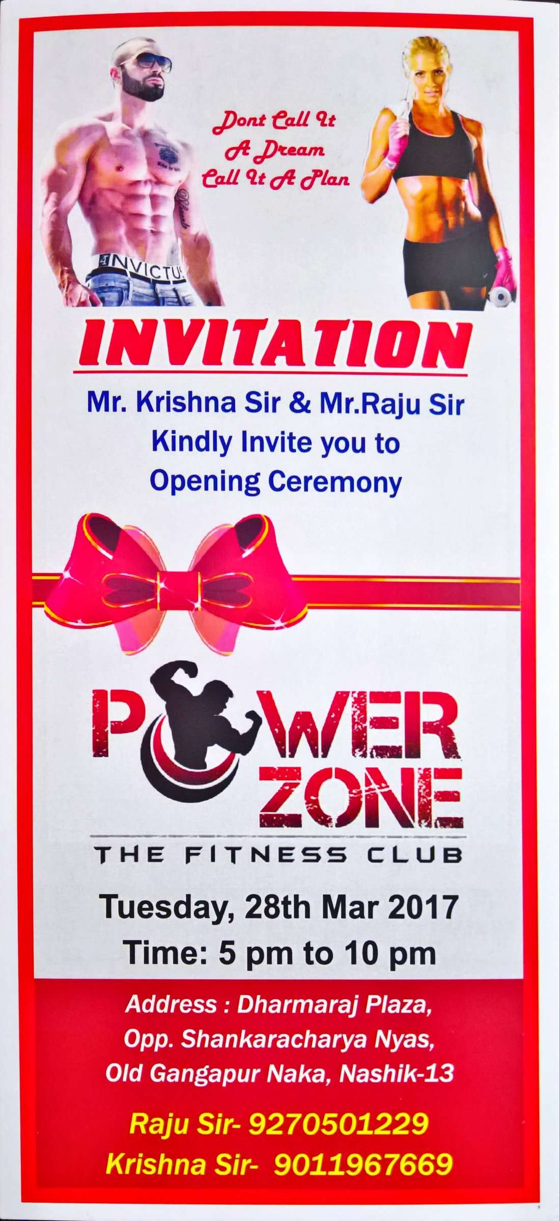 Gym Inauguration At Power Zone The Fitness Club Dharmaraj Plaza