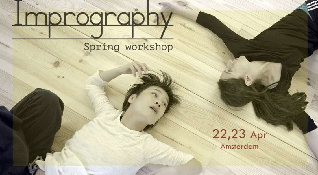 Imprography dance workshop