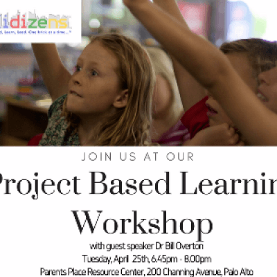 Project Based Learning Workshop with guest speaker Dr Bill Overton