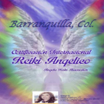 Maestra Reiki Anglico Barranquilla
