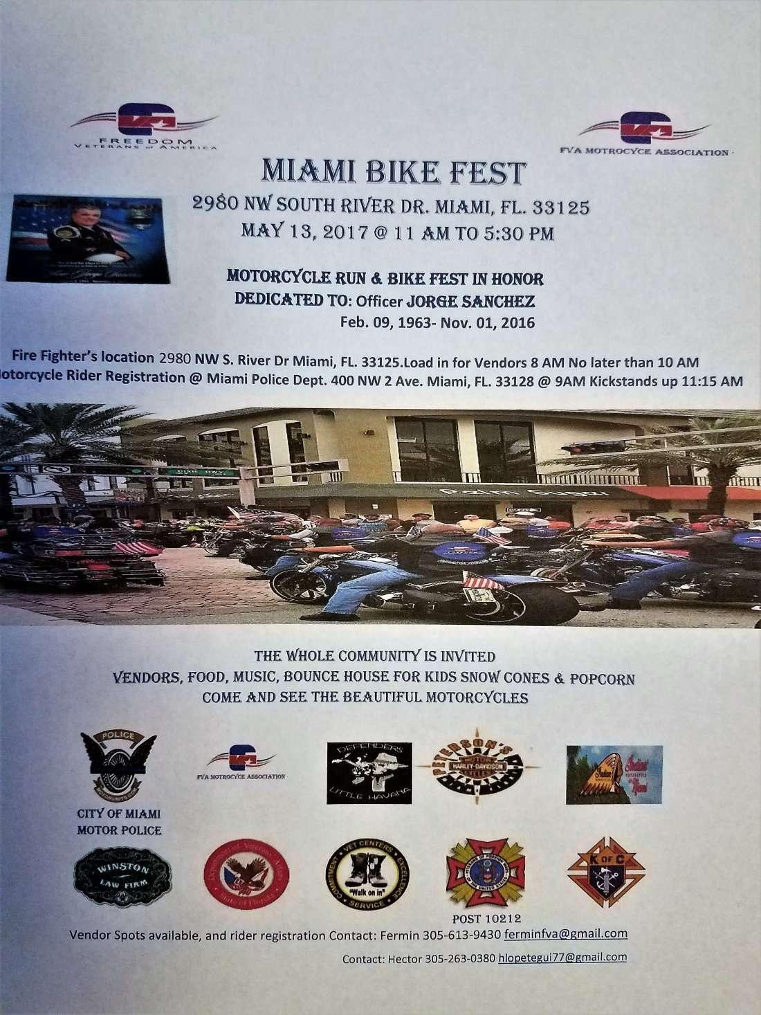 Miami Bike Fest