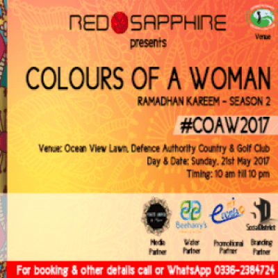Colours of a Woman  Ramadhan Kareem - Season 2