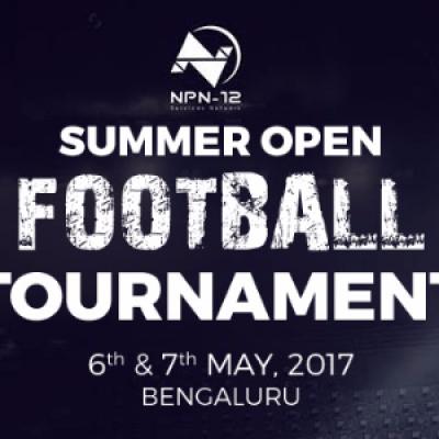 Summer Open Football Tournament