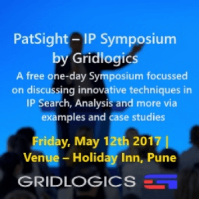 PatSight - Pune IP Symposium by Gridlogics