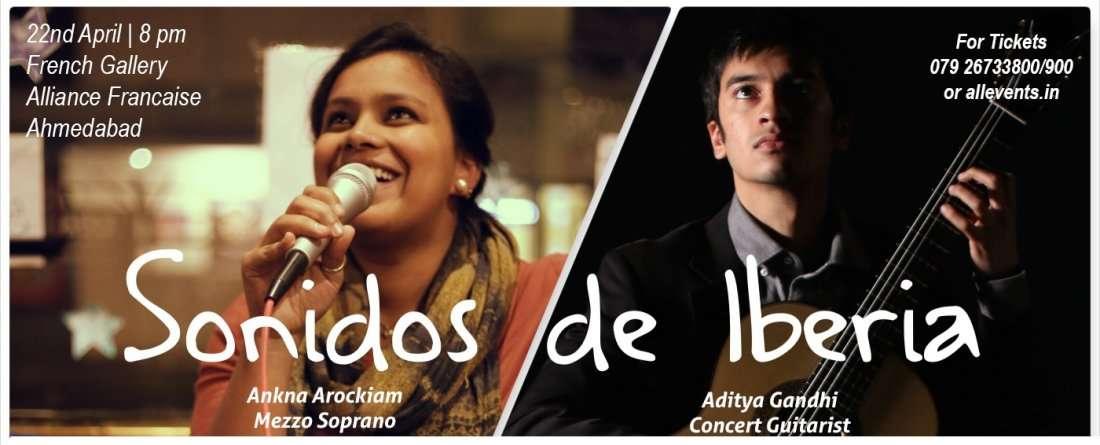 Sonidos de Iberia  Spanish Music Concert