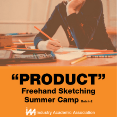 Product-Freehand Sketching Summer Camp Batch-2